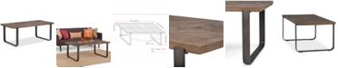 Simpli Home CLOSEOUT! Peyton Coffee Table