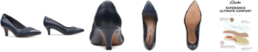 Clarks Collection Women's Linvale Madi Pumps, Created for Macy's