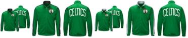 G-III Sports Men's Boston Celtics The Challenger Starter Track Jacket