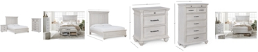 Furniture Quincy Bedroom Furniture, 3-Pc. Set (California King Bed, Nightstand & Chest), Created for Macy's
