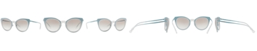 Emporio Armani Sunglasses, EA2063 52