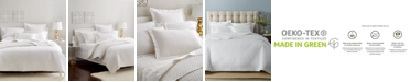Charter Club Cotton 3-Pc Quilted King Coverlet, Created for Macy's