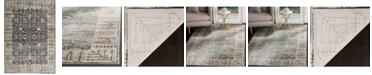 Safavieh Valencia Dark Gray and Light Gray 5' x 8' Area Rug
