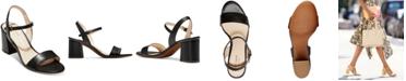 Cole Haan Josie Block-Heel Sandals