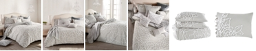 Peri Home Chenille Rose King Comforter Set
