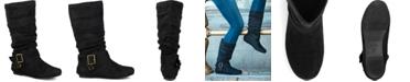 Journee Collection Women's Regular Shelley-6 Boot