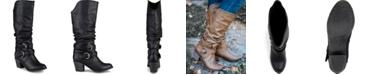 Journee Collection Women's Regular Late Boot