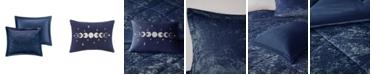 Intelligent Design Felicia Full/Queen 4-Pc. Velvet Comforter Set