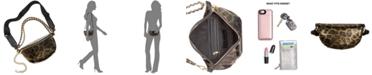 Steve Madden Roar Leopard Belt Bag