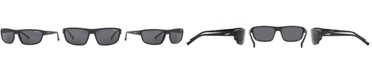 Arnette Polarized Sunglasses, AN4259 63