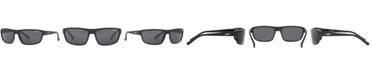 Arnette Polarized Sunglasses, AN4259 63