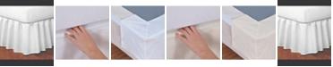 Fresh Ideas Magic Skirt Ruffled Twin Bed Skirt