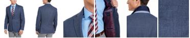 Tommy Hilfiger Men's Modern-Fit THFlex Stretch Blue Micro-Dot Sport Coat
