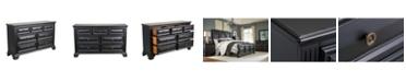 Furniture Passages 7-Drawer Dresser