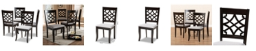 Furniture Mael Dining Chair, Set of 4