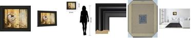 "Classy Art Exotic on Gold II by Patty Q Framed Print Wall Art, 22"" x 26"""