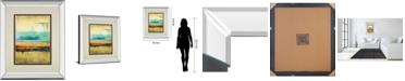 "Classy Art Rain I by Patrica Pinto Mirror Framed Print Wall Art, 34"" x 40"""