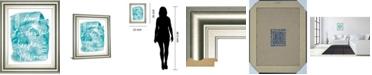 "Classy Art Sightseeing II by Lottie Fontaine Framed Print Wall Art, 22"" x 26"""