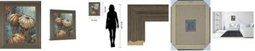 "Classy Art Umbrellas by Heath Framed Print Wall Art, 22"" x 26"""