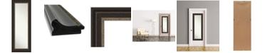 "Amanti Art Impact on The Door Full Length Mirror, 20.25"" x 54.25"""