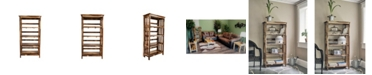 New Ridge Home Goods Ashcroft Collection Bookcase
