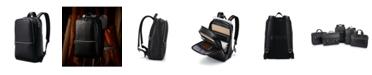 Samsonite Classic Leather Slim Backpack