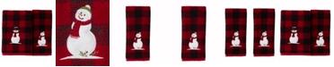 SKL Home Woodland Winter 2-Pc. Hand Towel Set