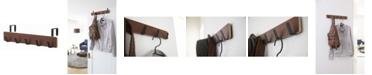 Yamazaki Home Ply Over-The-Door Hook 5 Hooks