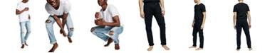 COTTON ON Men's Tapered Leg Denim Jeans