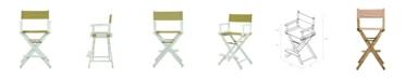 """Yu Shan 24"""" Canvas Director's Chair"""