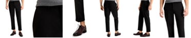Bar III Men's Slim-Fit Stretch Cropped Dress Pants, Created for Macy's