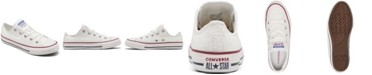 Converse Girls Chuck Taylor All Star Eyelet Casual Shoes from Finish Line