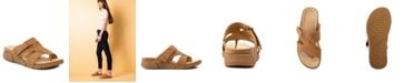 Baretraps Nalani Casual Comfort Slide Sandals