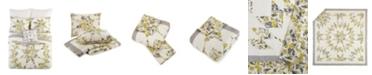 Vera Bradley Hummingbird Blooms Star Quilted Bedding