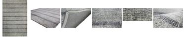 """Kenneth Mink Stripe ST1  3'9"""" x 5'9"""" Area Rugs"""