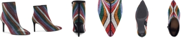 INC International Concepts INC Women's Ingra Bling Booties, Created for Macy's