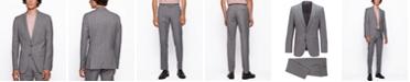 Hugo Boss BOSS Men's Huge6/Genius5 Slim-Fit Suit