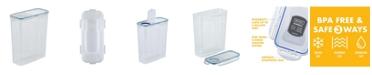 Lock n Lock Easy Essentials Pantry 18.1-Cup Food Storage Container with Flip Lid