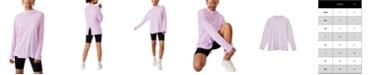 COTTON ON Women's 90s Longline Drop Shoulder Long Sleeve Top