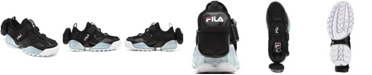 Fila Women's Unit LE Casual Sneakers from Finish Line