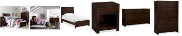 Furniture Tribeca Kids Twin Bedroom Furniture Collection, Created for Macy's
