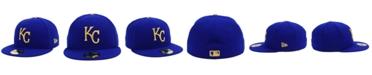 New Era Kansas City Royals Authentic Collection 59FIFTY Cap