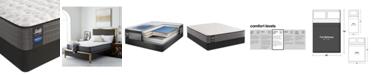 "Sealy Posturepedic Chase Pointe LTD 11"" Cushion Firm Mattress Set- Full"
