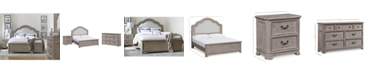 Furniture Elina Bedroom Furniture Set, 3-Pc. (Queen Bed, Dresser & Nightstand), Created for Macy's
