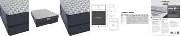 """Beautyrest Platinum Preferred Chestnut Hill 12.5"""" Extra Firm Mattress Set  - Full"""