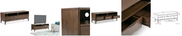 Simpli Home Canden TV Stand