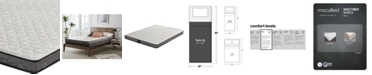 "MacyBed by Serta  Basics 5"" Firm Foam Mattress - Twin XL, Created for Macy's"