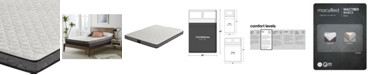 "MacyBed by Serta  Basics 5"" Firm Foam Mattress - Full, Created for Macy's"