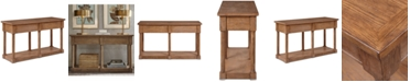 Furniture Irene Console Table, Quick Ship