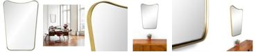 Furniture Tufa Wall Mirror, Quick Ship